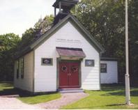 Prudence island schoolhouse